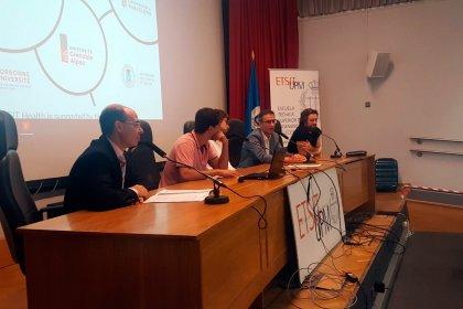 EITHealth Universidad Politécnica de Madrid