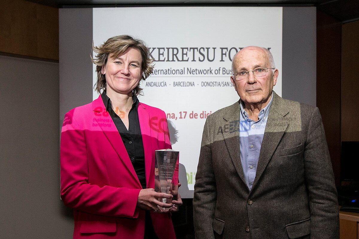 Keiretsu Investor Forum winners