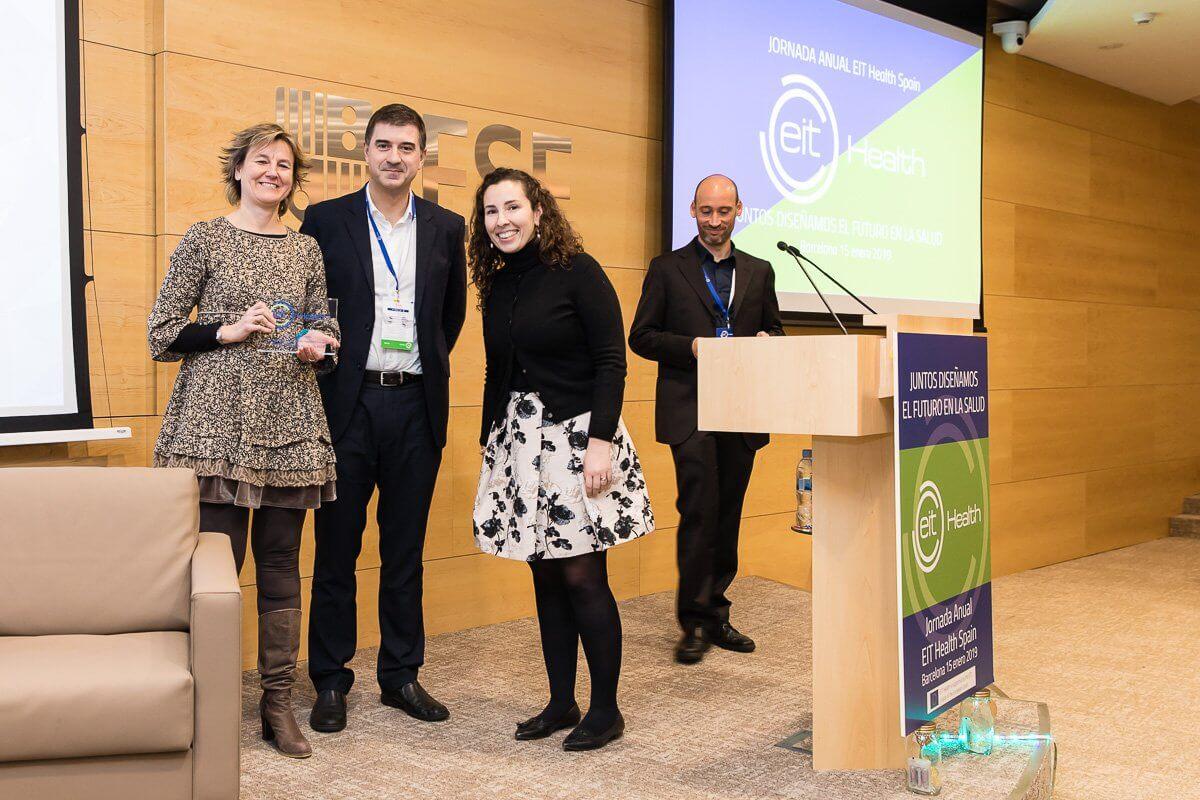 EIT Health Josemi Azpeitia Award