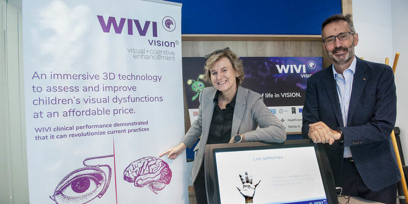 Founders of WIVI Vision
